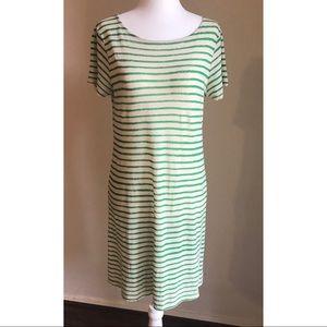 🦚 Zara Collection Striped Dress M-L 🦚